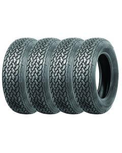 Jeu de 4 215/70VR15 Michelin XWX