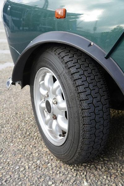 Mini XZX Tires