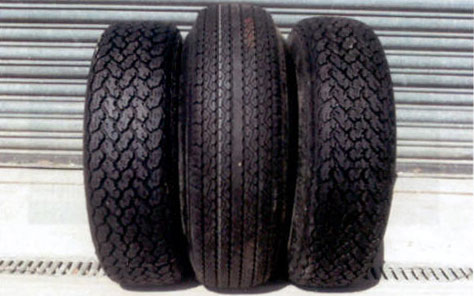 Michelin XWX & PIRELLI CINTURATO ™ CN72 line up