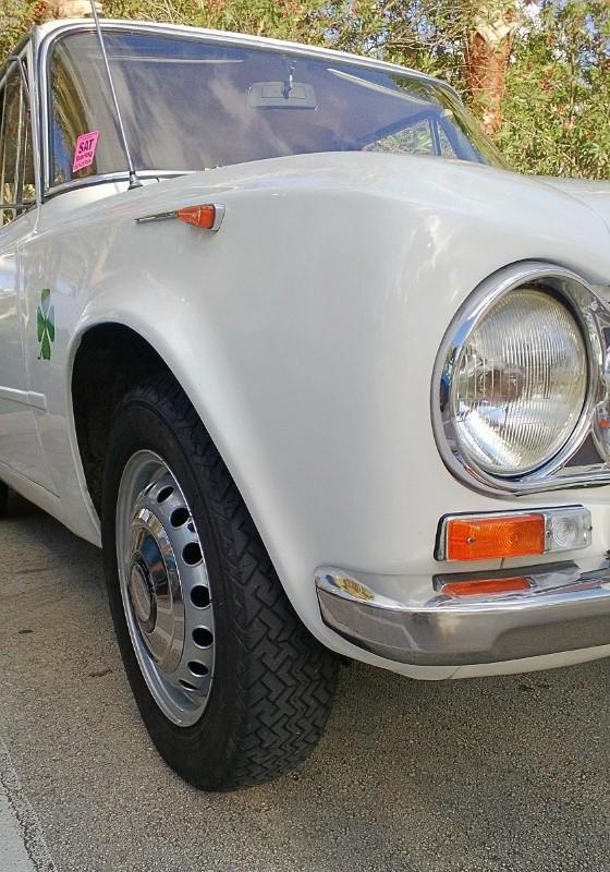 Alfa Giulia with PIRELLI CN36