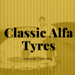 Classic Alfa Tyres