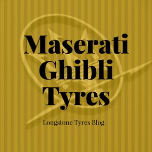 Maserati Ghibli Tyre