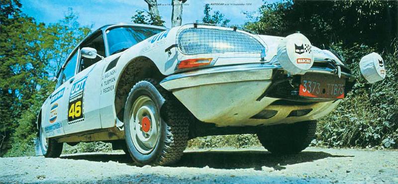 Citroen DS 1974