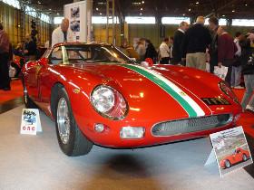 Ferrari 250 GTO Tyres