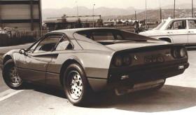 Ferrari 308 GTB GTS Tires