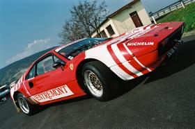 Ferrari 308 GTB GTS Tyres