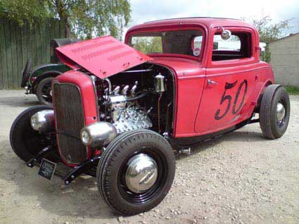 Ford Model A Tyres