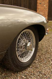 E Type Jaguar Tyres