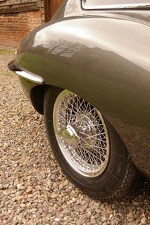 Jaguar E Type Tyre