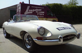 Jaguar E Type Tyres