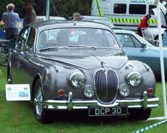 Jaguar MkI & MkII Tyres