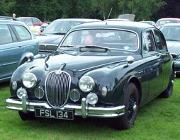 Jaguar MkI & MkII