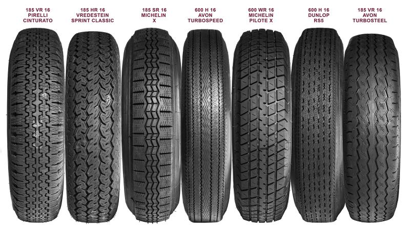 Jaguar Tyre