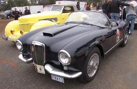 Lancia Aurelia Tyre
