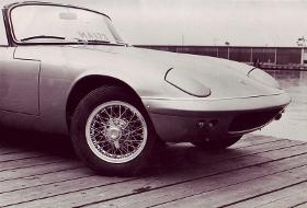 Lotus Elan Tyres