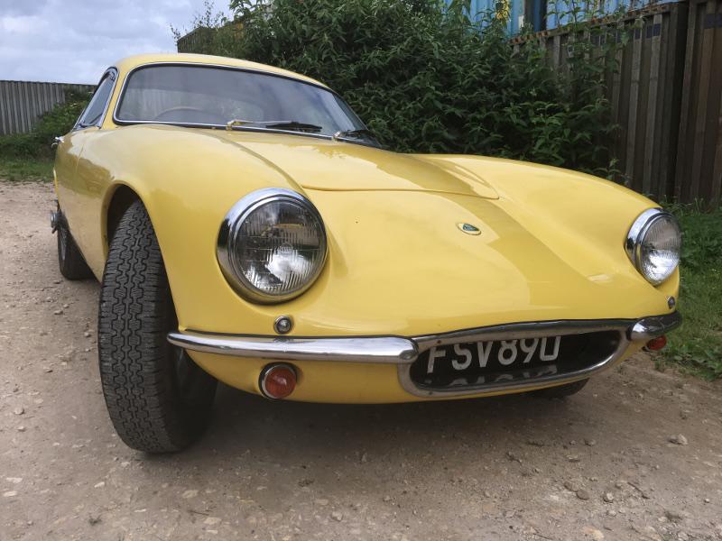 Lotus Elite Tyres