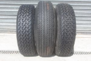 Ghibli Tyres