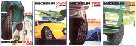 Michelin Classic Tires