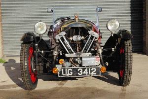 Morgan 3 Wheeler Tyre