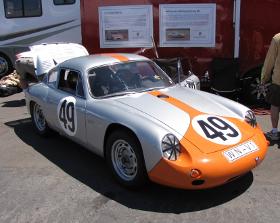 Porsche 356 Tire