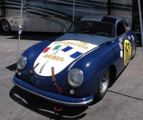 Porsche 356 Tires