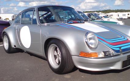Porsche 911 Tyres