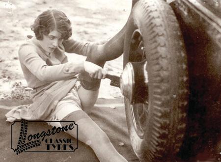 Longstone Spanner Girl Poster