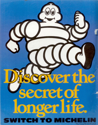 Michelin Advert: Discover the Secret of Longer Life