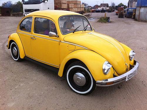 Volkswagen Beetle Tyres