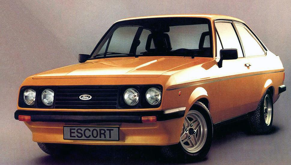 Ford Escort RS2000 on CINTURATO ™