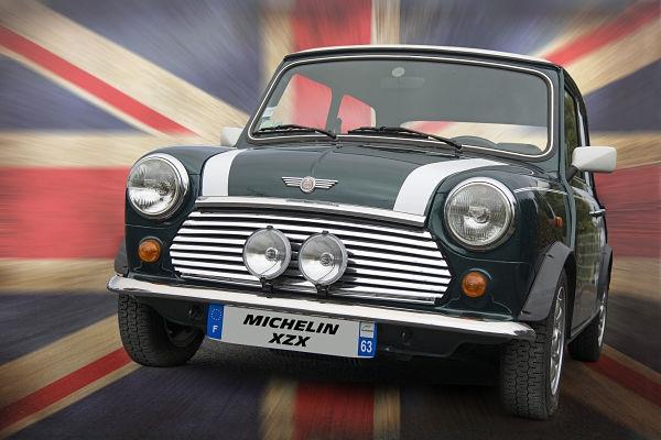 145/70 x 12 Michelin XWX Mini Tyre