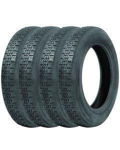 Set of 4 125SR15 Michelin X