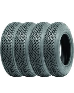Set of 4 180HR15 Michelin XAS