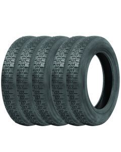 Jeu de 5 125SR15 Michelin X