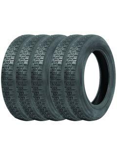 Jeu de 5 165SR400 Michelin X