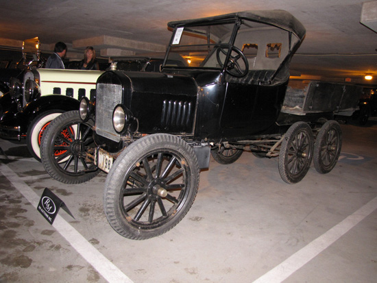 Model T Ford Tire
