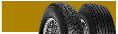 Original MGB Tyres